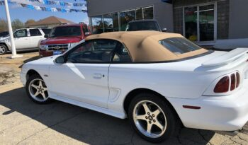 1996 Ford Mustang GT Convertible full
